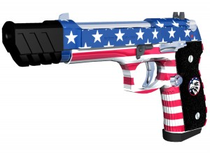 All American Beretta
