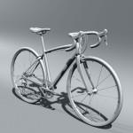 Road bike WIP