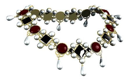 Queen Elizabeth 1 Jewelry Necklace queen elizabeth i